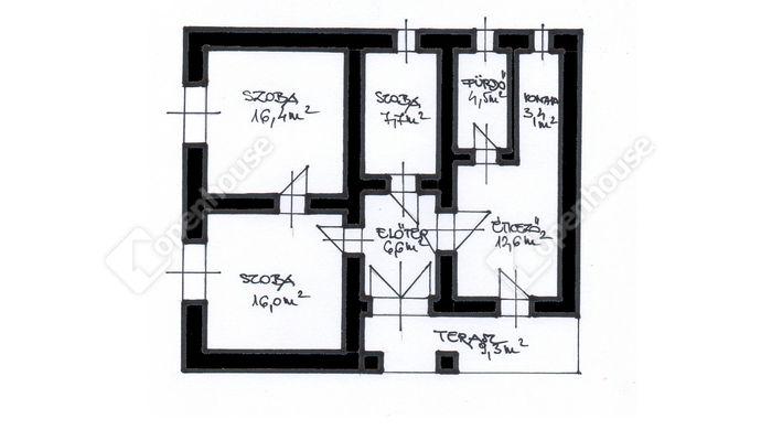 4. kép | Eladó Családi ház, Szalaszend (#148365)