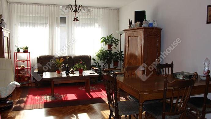 0. kép   Földszinti nappali   Eladó Társasházi lakás, Szeged (#144608)