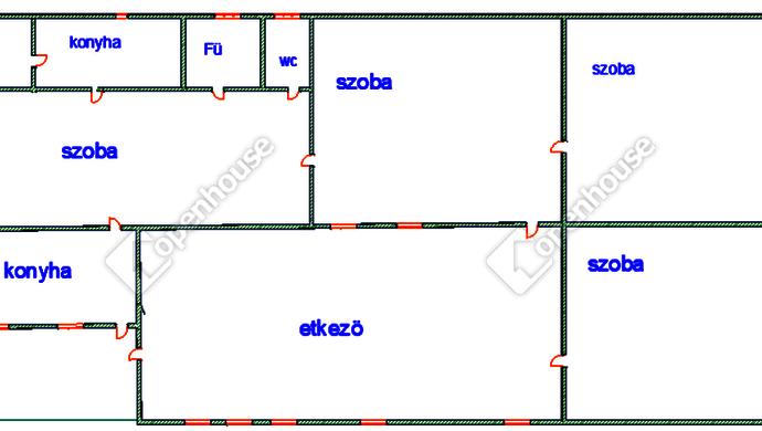 7. kép   Eladó Családi ház, Lébény (#137041)