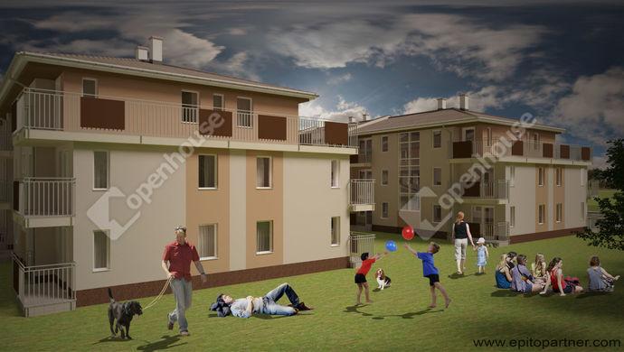 1. kép | Eladó Társasházi lakás, Szombathely (#150025)