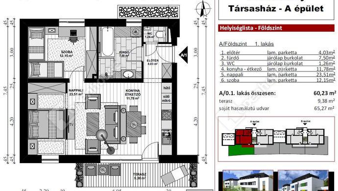 6. kép | Eladó Társasházi lakás, Szombathely (#136043)