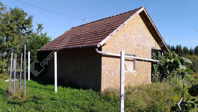 0. kép | Észak-nyugati nézet | Eladó Zárt kert, Salomvár (#141906)