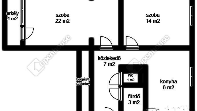 1. kép   Eladó Társasházi lakás, Szombathely (#140403)