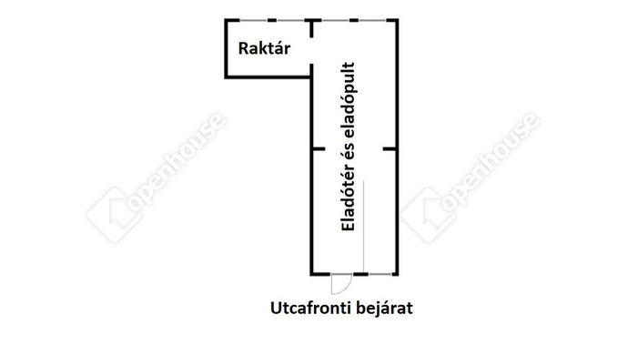 2. kép | Kiadó Üzlethelyiség, Miskolc (#147439)