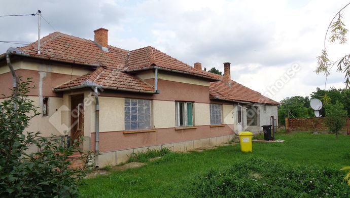 1. kép | Udvari homlokzat | Eladó Családi ház, Kaszaper (#146885)