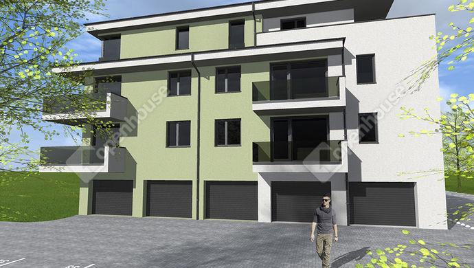 4. kép   Eladó, új építésű, tégla lakások Székesfehérvár   Eladó Társasházi lakás, Székesfehérvár (#135945)
