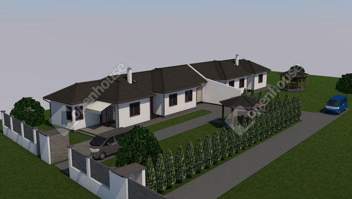 6. kép | Eladó, új építésű ikerházak, Tölgyes Lakópark Székesfehérvár | Eladó Ikerház, Székesfehérvár (#136180)