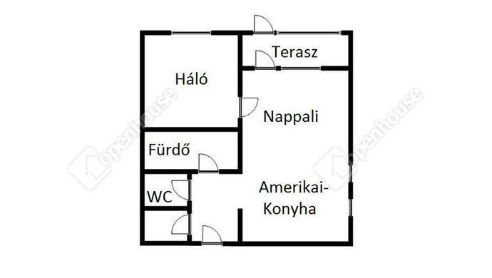 2. kép   Eladó Társasházi lakás, Miskolc (#140798)