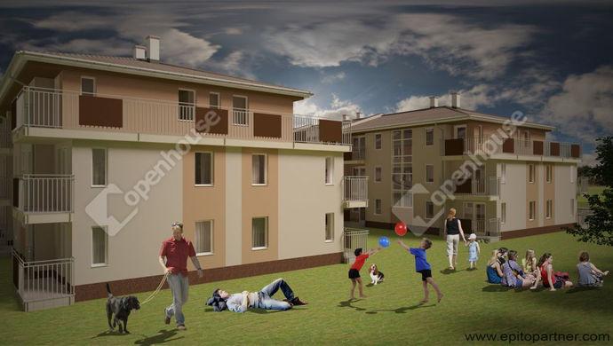1. kép   Eladó Társasházi lakás, Szombathely (#137165)