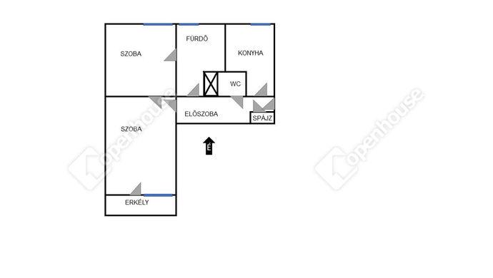 5. kép | Eladó Társasházi lakás, Nagykanizsa (#151494)