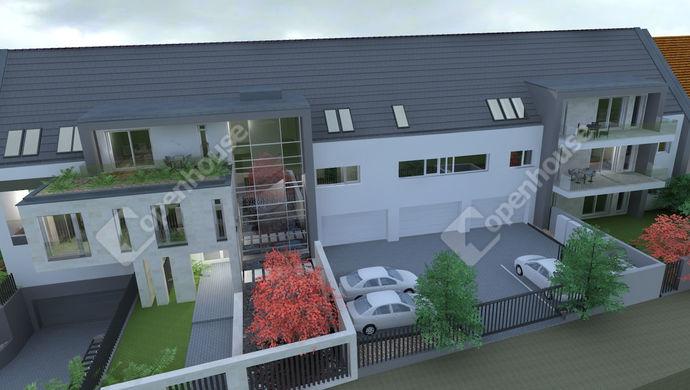 7. kép | Eladó új építésű lakás Székesfehérvár. | Eladó Társasházi lakás, Székesfehérvár (#136367)