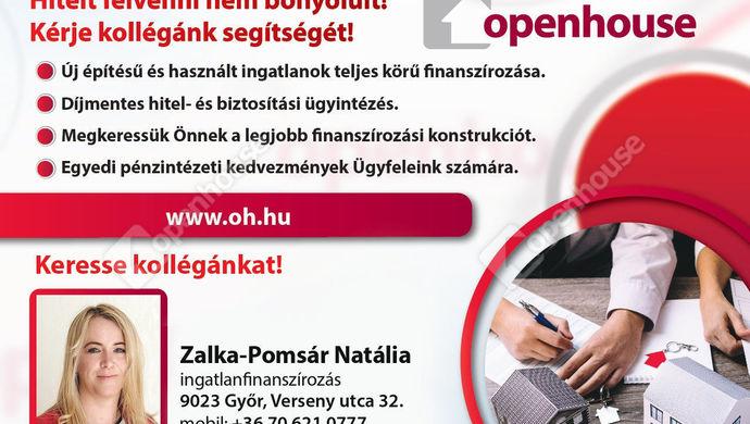 3. kép | Eladó Telek, Győrújbarát (#143327)