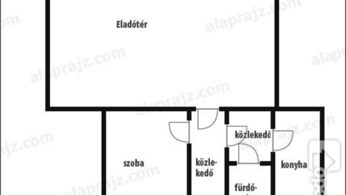 0. kép | Kiadó Üzlethelyiség, Sárvár (#72836)