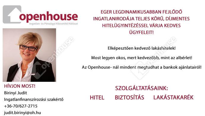 4. kép   Kiadó Társasházi lakás, Eger (#143265)