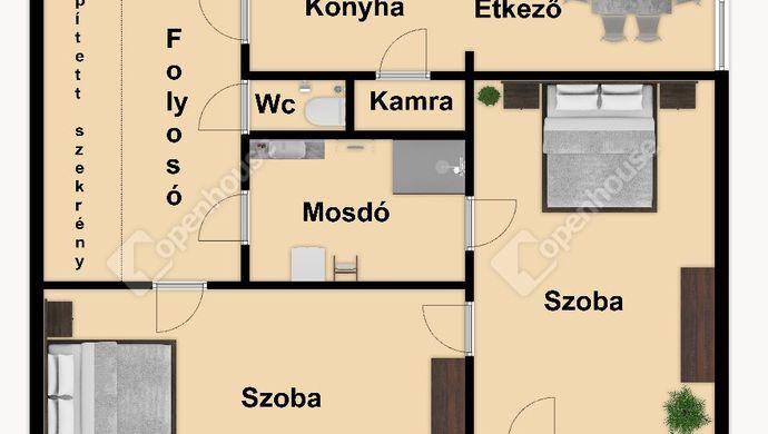 12. kép   Eladó Társasházi lakás, Eger (#152521)