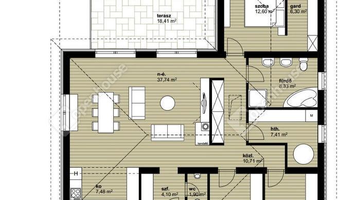 1. kép | Eladó Családi ház, Mosonmagyaróvár (#141805)