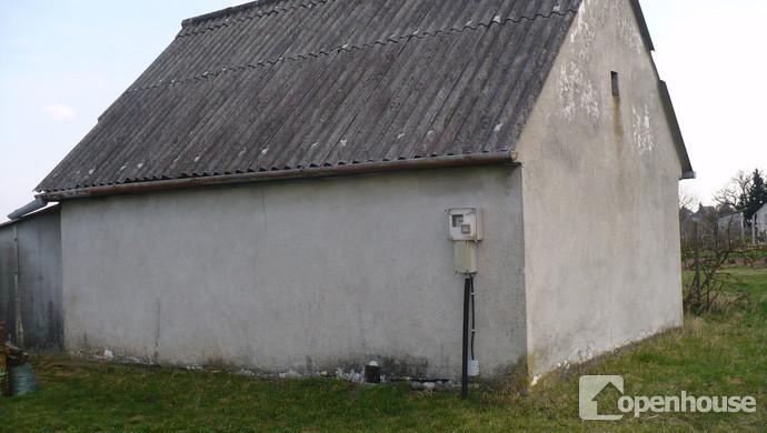 6. kép   Északi homlokzat   Eladó Zárt kert, Nyőgér (#117521)