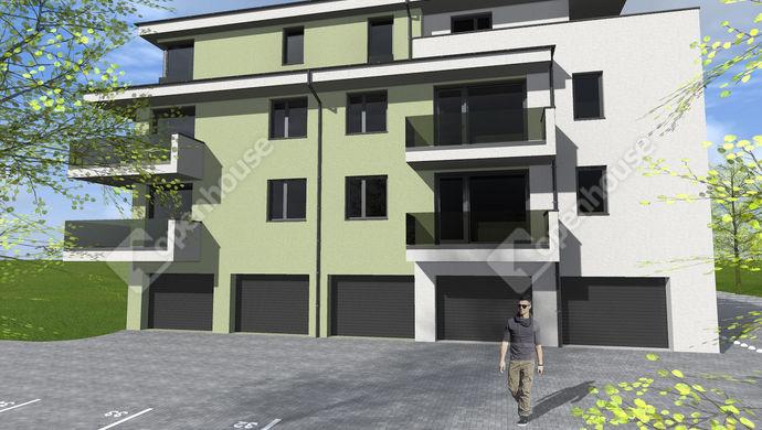 3. kép   Eladó újépítésú lakás Székesfehérvár   Eladó Társasházi lakás, Székesfehérvár (#135935)