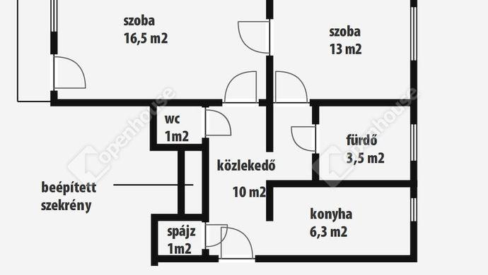 3. kép | Eladó Társasházi lakás, Nagykanizsa (#147384)