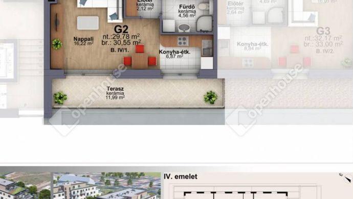 4. kép | Eladó Társasházi lakás, Szombathely (#153262)