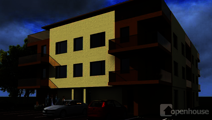 3. kép | Eladó Társasházi lakás, Siófok (#113851)