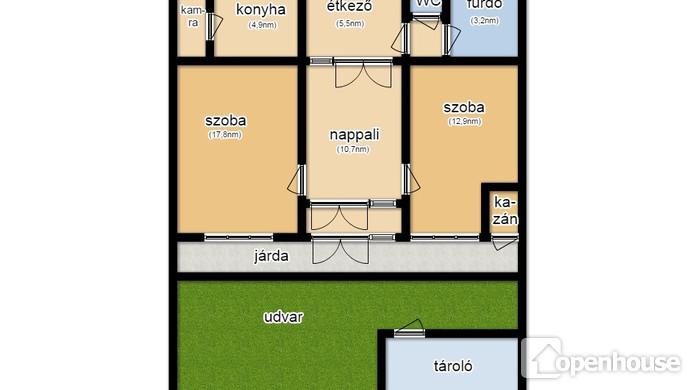 6. kép | Eladó Társasházi lakás, Mosonmagyaróvár (#111373)