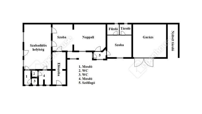 2. kép | Eladó Családi ház, Szirmabesenyő (#136355)