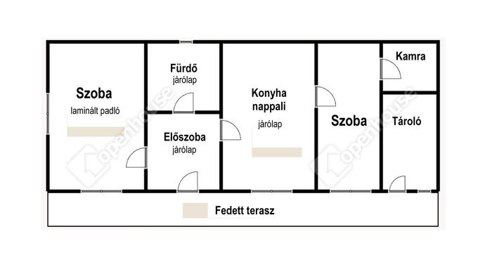 2. kép | Eladó Családi ház, Sárospatak (#149332)
