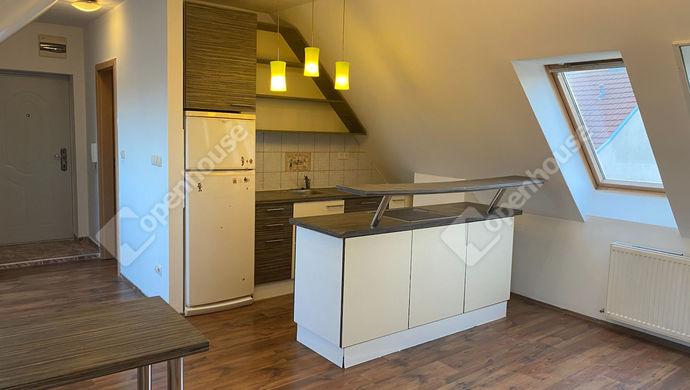 2. kép | amerikai konyha+nappali | Eladó Társasházi lakás, Sopron (#150258)