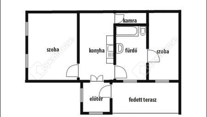8. kép   Eladó Családi ház, Alibánfa (#135422)