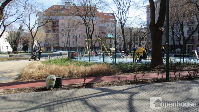 16. kép | játszótér | Eladó Társasházi lakás, Budapest IX. Ker. (#117013)