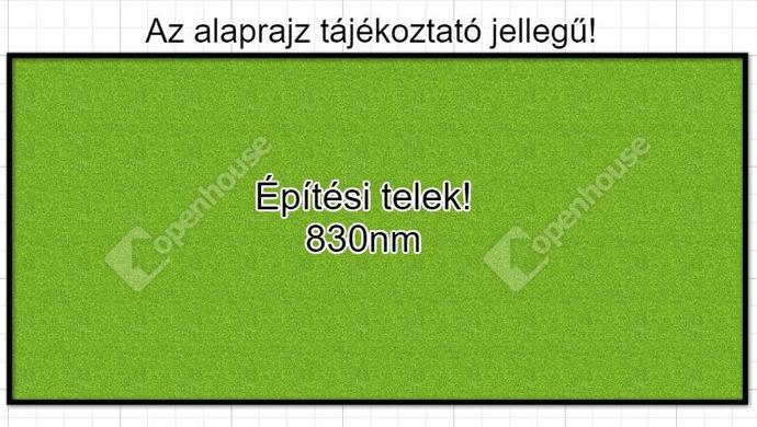 0. kép | Eladó Telek, Ruzsa (#140104)