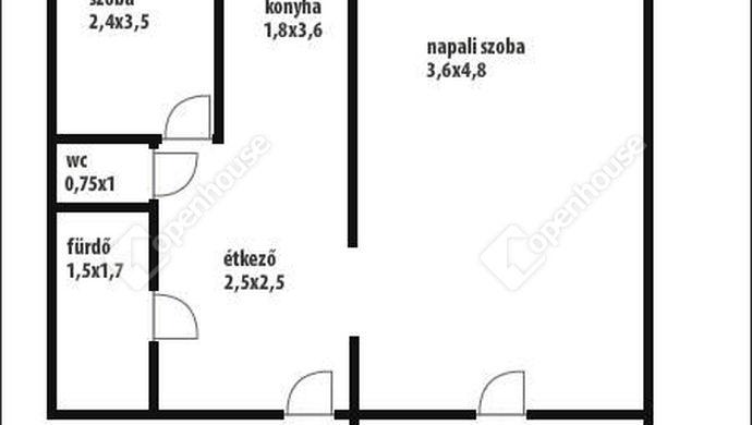 6. kép   Eladó Társasházi lakás, Zalaegerszeg (#147893)