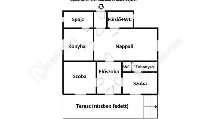 2. kép | Eladó Társasházi lakás, Miskolc (#151919)