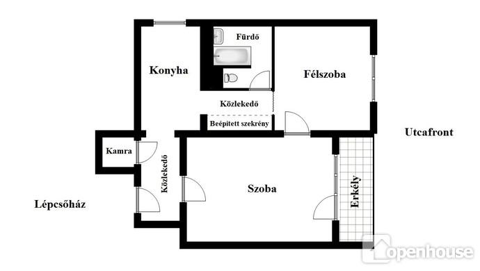 6. kép | Eladó Társasházi lakás, Miskolc (#113812)