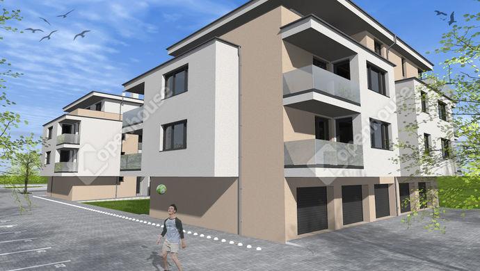 2. kép | Eladó új építésű társasházi lakás Székesfehérváron | Eladó Társasházi lakás, Székesfehérvár (#142673)