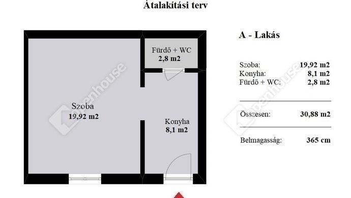 1. kép | Eladó Társasházi lakás, Budapest VII. Ker. (#137918)