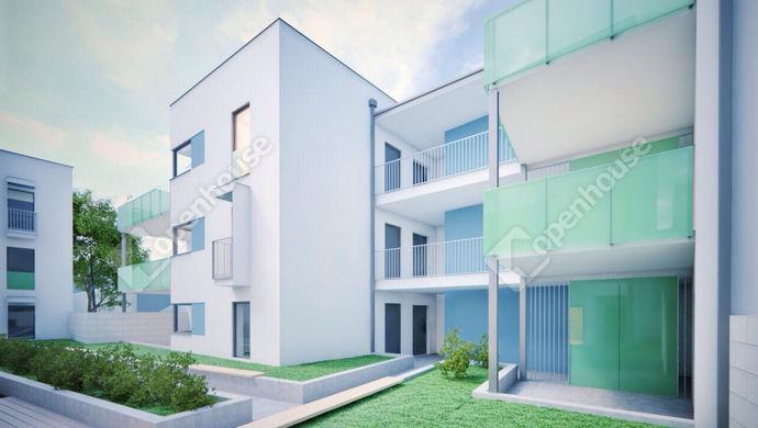 1. kép   Eladó Társasházi lakás, Sopron (#135954)