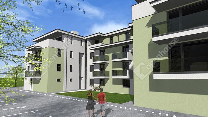 3. kép   Eladó, új építésű, tégla lakások Székesfehérvár   Eladó Társasházi lakás, Székesfehérvár (#135945)