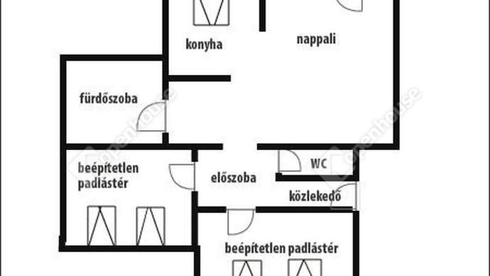1. kép   Eladó Társasházi lakás, Sárvár (#127808)