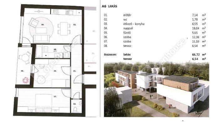 10. kép | Eladó Társasházi lakás, Siófok (#141242)