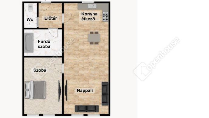 3. kép   Eladó Társasházi lakás, Eger (#152493)