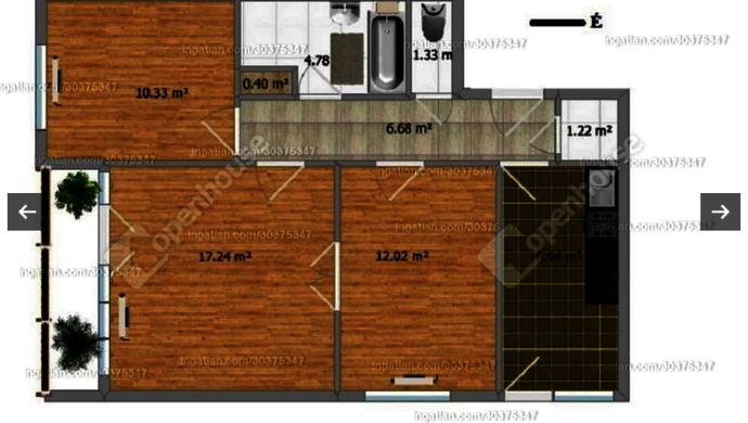 8. kép | Eladó Társasházi lakás, Siófok (#143411)