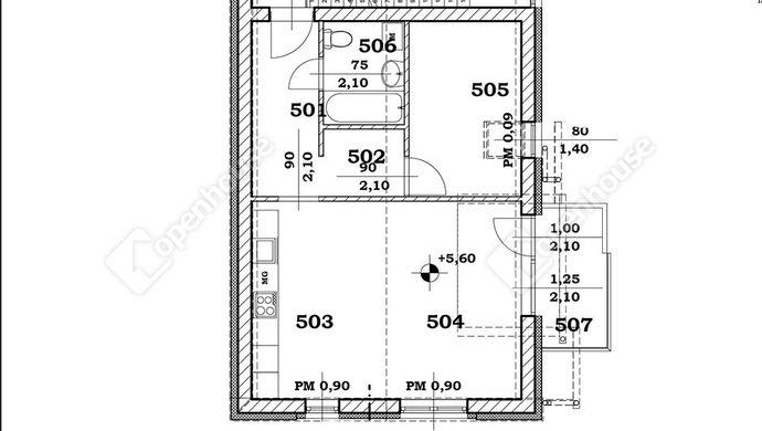 6. kép | Eladó új építésű lakás Székesfehérvár | Eladó Társasházi lakás, Székesfehérvár (#143427)