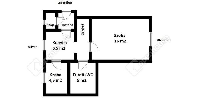 2. kép   Eladó Társasházi lakás, Miskolc (#138905)