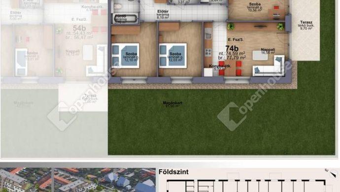 3. kép | Eladó Társasházi lakás, Szombathely (#153197)