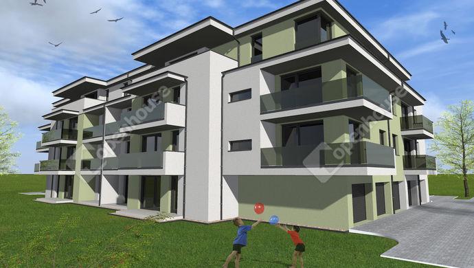 0. kép | Eladó új építésű lakás Székesfehérvár. | Eladó Társasházi lakás, Székesfehérvár (#135925)