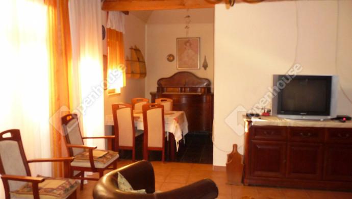 2. kép | nappali + étkező | Eladó Családi ház, Balatonföldvár (#125684)