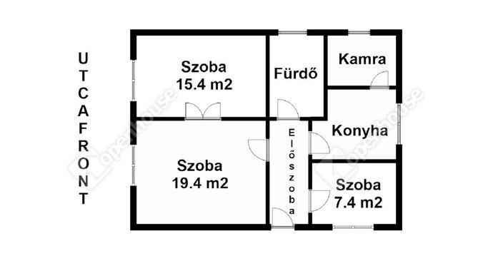 2. kép | Eladó Családi ház, Hernádnémeti (#141947)