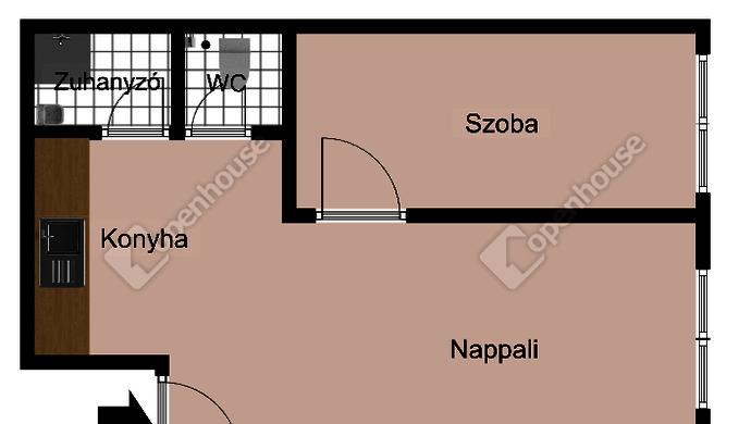 8. kép   Kiadó Társasházi lakás, Eger (#143265)